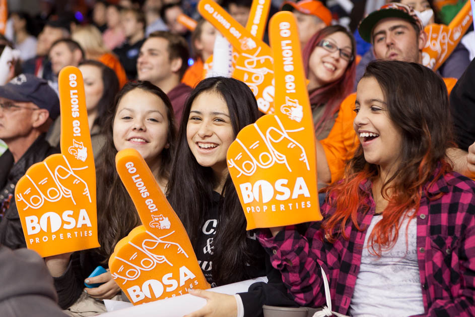 Kids Up Front at the BC Lions, Sponsored by BOSA Properties feat