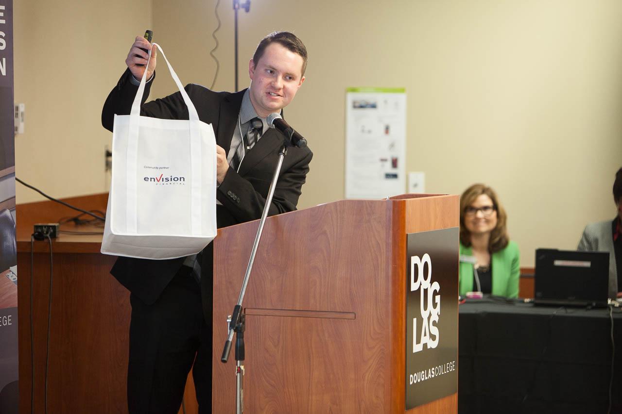 Douglas College Envision Gala 2016