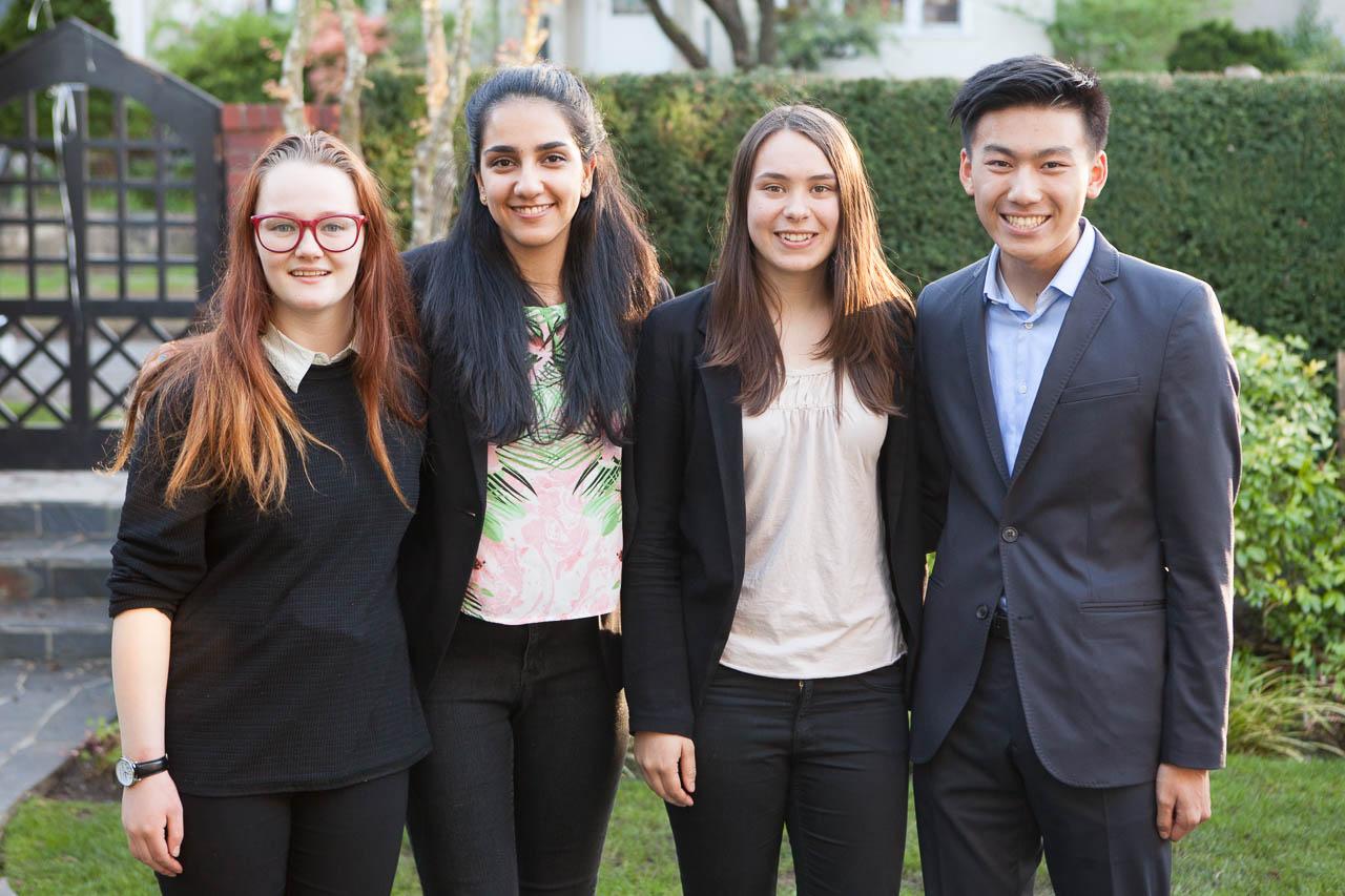 Loran Scholars 2016