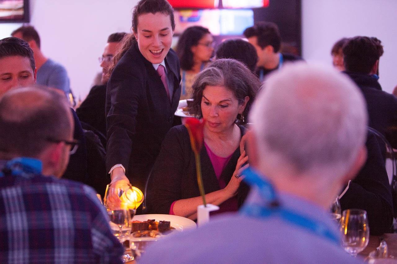 #TARGETxTED 2015: Designer Dinner